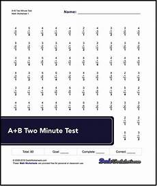 subtraction worksheets in math 10119 two minute versions of the spaceship math subtraction worksheets with 80 and 100 problems per