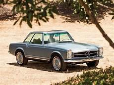 1968 mercedes 280 sl roadster