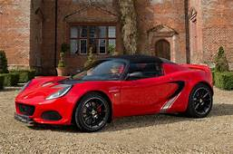 2017 Lotus Elise Launched With New Lightweight Sprint