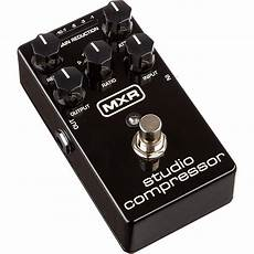 Mxr Studio Compressor Effects Pedal Ebay