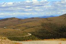 The Summit Of The Top Of The World Highway