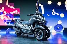scooter 3 roues yamaha trimax あの niken のgt仕様も出る ヤマハの3輪 lmw 新型 ミラノで発表へ 1 2 ねとらぼ