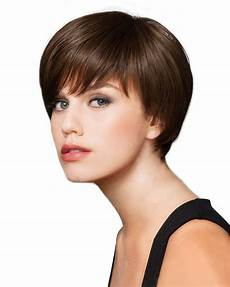 short sleek synthetic wig by hair do best wig outlet