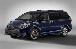 2020 Toyota Sienna Changes Price Release Date