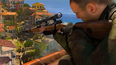 Sniper Elite 4 w Sjin 7 Pants on Fire