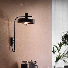 e2 contract lighting products black industrial wall light cl 33007 uk