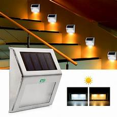 ywxlight solar light wall waterproof garden fence lights solar sensor light illumination