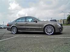Mercedes W211 On Auto Couture Lative Wheels Benztuning