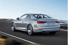 2017 Audi A5 Coupe And S5 Revealed Autocar