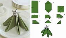 Ways To Fold Your Napkins For Dinner