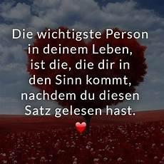 ᐅ Die Wichtigste Person In Deinem Leben Ist Die Die Dir