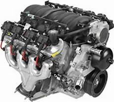 Gm Performance Engines Ls6 5 7l Chevy Crate Engine