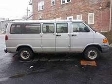 how things work cars 1999 dodge ram van 1500 seat position control sell used 1999 dodge ram 2500 van base standard cargo van 3 door 5 2l in york springs
