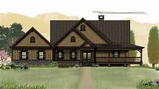 sloped lot house plans walkout basement walkout basement house plans with loft sloped lot house