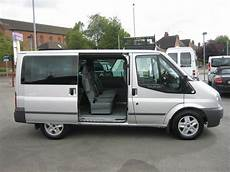 Ford 9 Sitzer - used 2008 ford tourneo 9 seater minibus with front and
