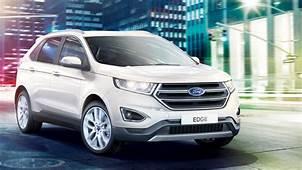 Ford Edge Range  Busseys New Cars In Norfolk