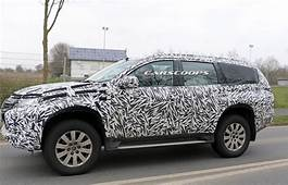 All New Mitsubishi Pajero Arrives In Europe This Summer
