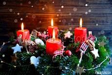 adventskranz weihnachtsstimmung vierter advent