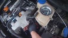 vw b5 passat 1 8t thermostat replacement