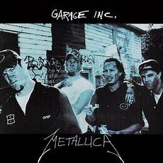 metallica garage inc heavy metal discography metallica discography