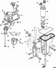 Mercury Marine 40 Hp Efi 4 Cylinder 4 Stroke Vapor