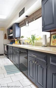 kitchen cabinet makeover reveal