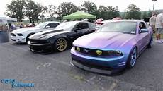 american muscle car mustang show 2014 ponies in pennsylvania youtube