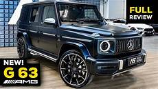2020 mercedes g63 amg new g class v8 in depth review