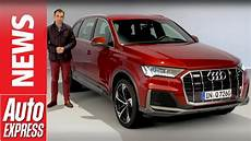 when will the 2020 audi q7 be available new audi q7 suv revealed see s new for 2020