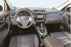 Nissan Qashqai Ii 1 2 Dig T Test Schweres Erben Leicht