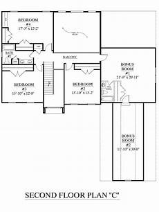 upstair house plans houseplans biz house plan 2995 c the springdale c