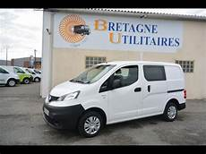 voiture occasion nissan nv200 cab 5 places 1 5 dci