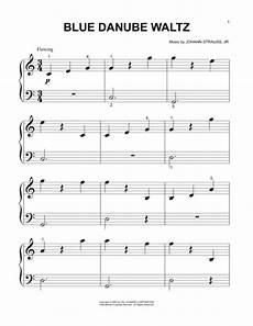 download blue danube waltz sheet music by johann strauss jr sheet music plus