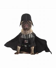 Wars Hund - wars darth vader pet costume