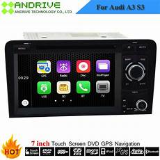 2 din 7 inch car dvd player for audi a3 s3 2003 2012 with