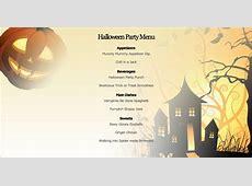 ?Halloweenize? your Halloween menu ? Halloween food ideas