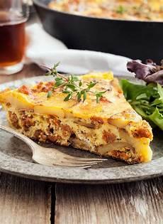 Spanische Tortilla Rezept - gluten free tortilla recipe