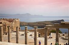 Acropolis Of Lindos Lindos Greece Lindos Lonely Planet