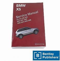 car maintenance manuals 2000 bmw x5 spare parts bmw e53 x5 2000 2006 3 0i 4 4i 4 6is 4 8i service repair manual bentley ebay