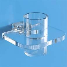 bicchieri in plexiglass porta bicchiere per spazzolino in plexiglass trasparente