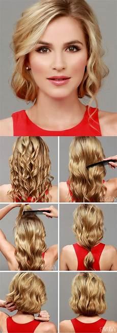 faux bob hairstyle tutorial entertainment news photos