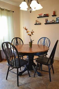 Best Dining Tables by Craftaphile Refinished Table And Chairs