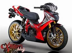 Modifikasi Motor Bebek Supra by Beberapa Modifikasi Motor Bebek Terbaik Jurnal Modifikasi