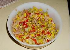 Thunfischsalat Mit Mais - einfacher mais thunfisch salat dodorino chefkoch de