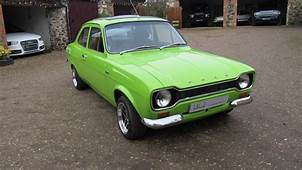 Ford Escort Rs1600  Hollybrook Sports Cars