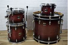 Gretsch Renown Maple Shell Drum Set Kit Excellent Used