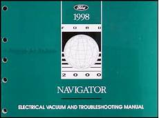 auto manual repair 1998 lincoln navigator engine control 1998 lincoln navigator electrical and vacuum troubleshooting manual