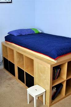 creative bed storage ideas for bedroom