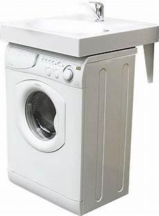 Lavabo Petit Espace Un Lavabo 224 Poser Sur Votre Machine 224 Laver Gain De Place