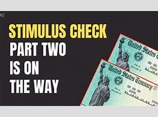 latest news on stimulus money